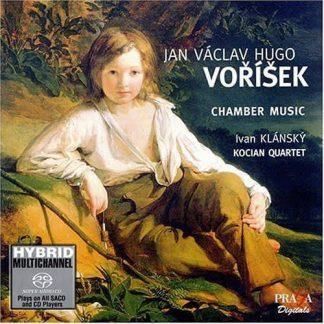 Photo No.1 of Jan Hugo Vorisek: Chamber Music