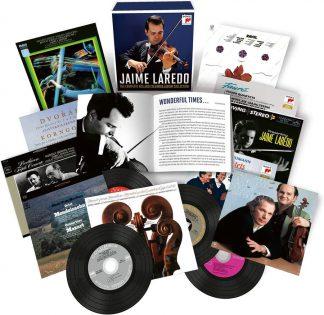 Photo No.1 of Jaime Laredo - The Complete RCA & Columbia Album Collection