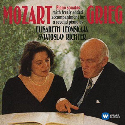 Photo No.1 of Mozart (arr Grieg): Piano Sonatas