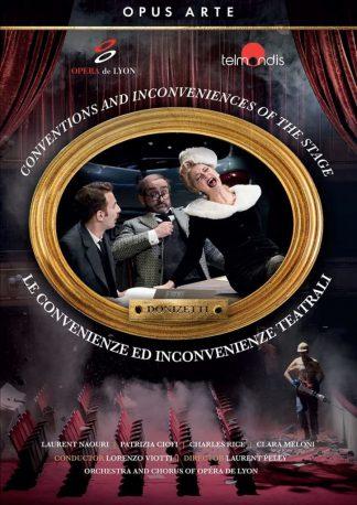 Photo No.1 of Gaetano Donizetti: Le Convenienze ed Inconvenienze Teatrali