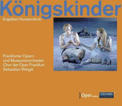 Photo No.1 of Humperdinck: Königskinder