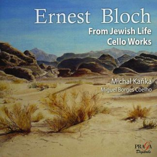Photo No.1 of Ernest Bloch: From Jewish Life - Cello Works