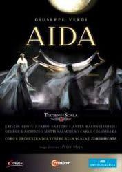 Photo No.1 of Verdi: Aida (Dvd)