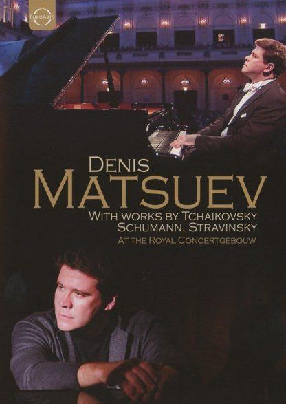 Photo No.1 of Denis Matsuev at the Royal Concertgebouw