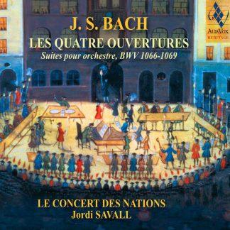 Photo No.1 of Johann Sebastian Bach: Orchestral Suites Nos. 1-4, BWV1066-1069