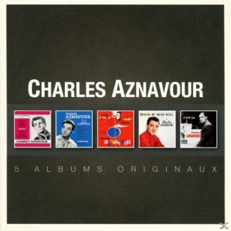Photo No.1 of Charles Aznavour: Original Album Series