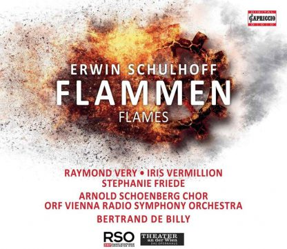 Photo No.1 of Erwin Schulhoff: Flammen (Flames - opera in two acts)