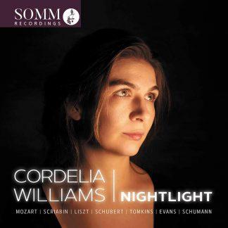 Photo No.1 of Nightlight - Cordelia Williams (Piano)