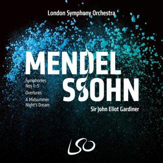 Photo No.1 of Felix Mendelssohn: Symphonies Nos. 1-5 & Overtures