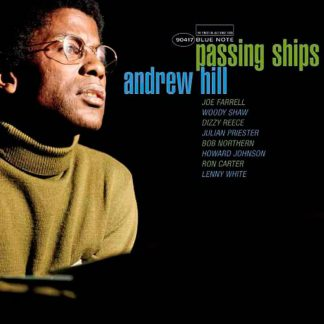 Photo No.1 of Andrew Hill: Passing Ships (Tone Poet Vinyl 180g)