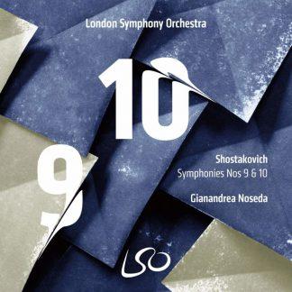 Photo No.1 of Shostakovich: Symphonies Nos. 9 & 10