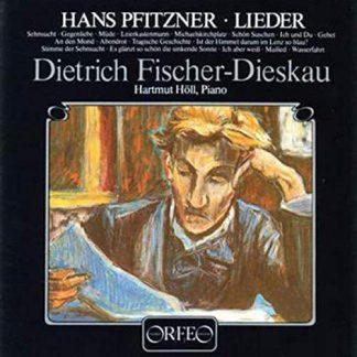 Photo No.1 of Hans Pfitzner - Lieder (120 g)