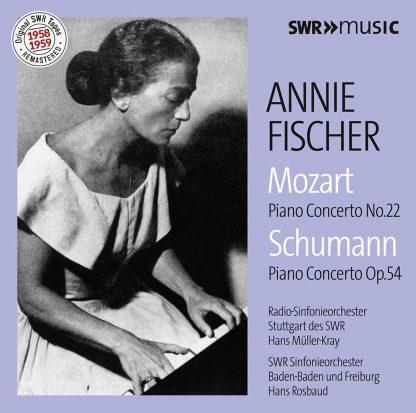 Photo No.1 of Mozart: Annie Fischer Plays