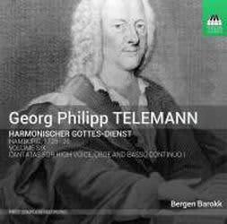 Photo No.1 of Telemann: Harmonischer Gottes-Dienst Volume VI
