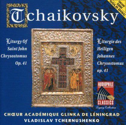 Photo No.1 of Tchaikovsky: Liturgy of St John Chrysostom