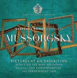 Photo No.1 of Grzegorz Nowak conducts Mussorgsky