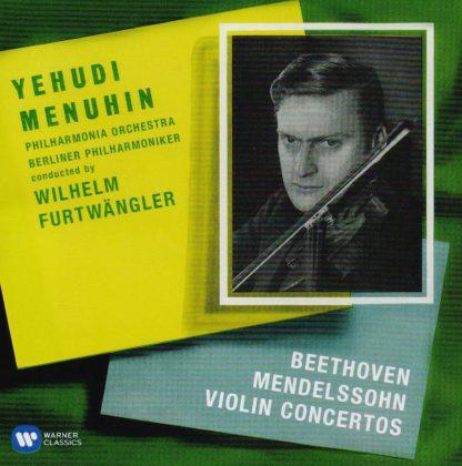 Photo No.1 of Beethoven & Mendelssohn: Violin Concertos