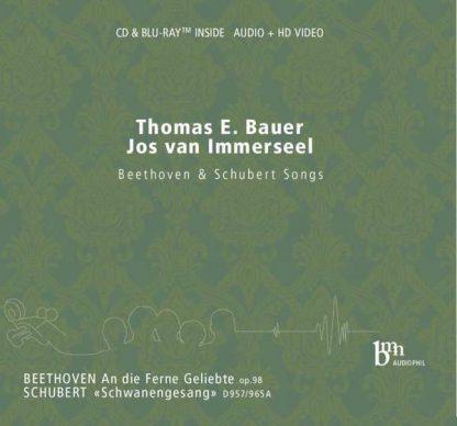 Photo No.1 of Beethoven & Schubert Songs