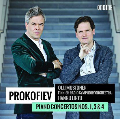 Photo No.1 of Prokofiev: Piano Concertos