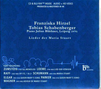 Photo No.1 of Zumsteeg, Loewe, Raff, Schumann,, Elgar, Parker, Wagner: Songs