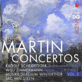 Photo No.1 of Frank Martin: Concertos Vol.2