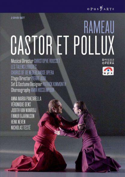 Photo No.1 of Jean Philippe Rameau: Castor et Pollux