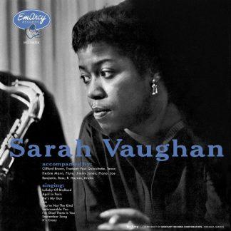 Photo No.1 of Sarah Vaughan (Acoustic Sounds LP 180g)