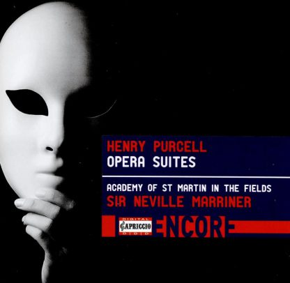 Photo No.1 of Henry Purcell: Opera Suites
