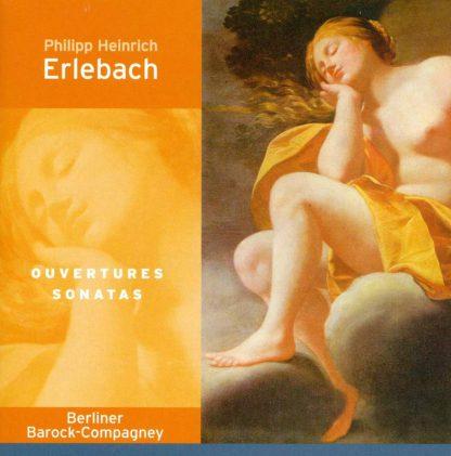 Photo No.1 of Philipp Heinrich Erlebach: Overtures & Sonatas