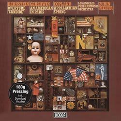 Photo No.1 of Mehta conducts Bernstein, Gershwin, Copland