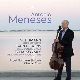 Photo No.1 of Saint-Saens, Schumann & Tchaikovsky: Works for Cello & Orchestra