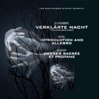 Photo No.1 of Schoenberg, Ravel, Debussy:Transfigured Night, Introduction and Alegro, Danses Sacree et Profane (180g)