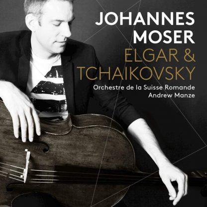 Photo No.1 of Elgar & Tchaikovsky: Cello Works
