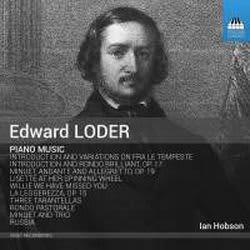 Photo No.1 of Edward Loder: Piano Music