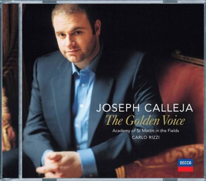 Photo No.1 of Joseph Calleja - The Golden Voice