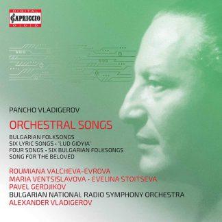 Photo No.1 of Pancho Vladigerov: Orchestral Songs