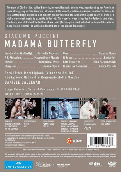 Photo No.2 of Giacomo Puccini: Madama Butterfly