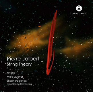 Photo No.1 of Pierre Jalbert: String Theory