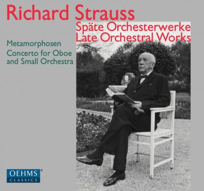 Photo No.1 of Richard Strauss: Late Orchestral Works