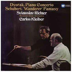 Photo No.1 of Dvorák - Schubert: Piano Concerto - Wanderer