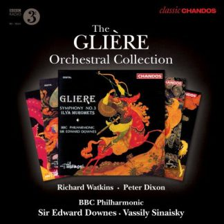 Photo No.1 of Reinhold Gliere: Orchestral Collection