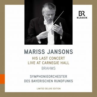 Photo No.1 of Mariss Jansons - His last Concert, Carnegie Hall 8.11.2019 (180g)