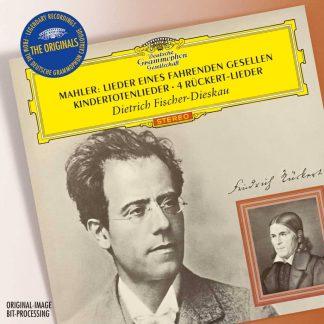 Photo No.1 of Mahler: Song Cycles
