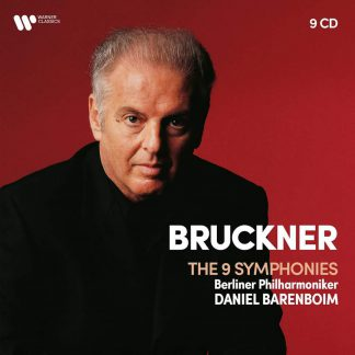 Photo No.1 of Anton Bruckner: 9 Symphonies