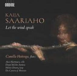 Photo No.1 of Saariaho: Let The Wind Speak