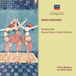 Photo No.1 of Rimsky-Korsakov: Scheherazade & Russian Easter Festival Overture