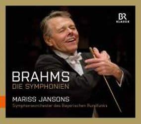 Photo No.1 of Mariss Jansons conducts Brahms Symphonies