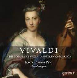 Photo No.1 of Vivaldi: The Complete Viola d'Amore Concertos