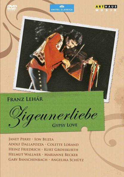 Photo No.1 of Franz Lehar: Zigeunerliebe