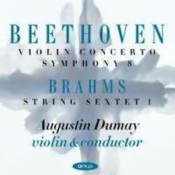 Photo No.1 of Beethoven: Violin Concerto & Symphony No. 8 (Lux)